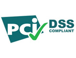 Logo - PCI Compliant